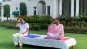 Yoga good for people and country, says Vice President Venkaiah Naidu