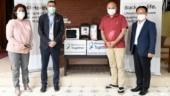 Hyundai delivers high-flow nasal oxygen machines, BiPAP machines, ventilators to Delhi government