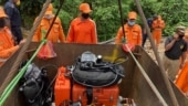 Navy divers search miners in Meghalaya's flooded coal mine, 1 body found