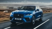 New Jaguar F-Pace SVR bookings open in India