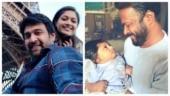 Pannaga Bharana has the best wish for Jr Chiru. Meghana Raj loves the adorable pic