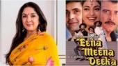 Neena Gupta reveals David Dhawan screamed at her on Eena Meena Deeka sets