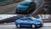 2021 Skoda Octavia vs Hyundai Elantra: Price, technical specifications compared