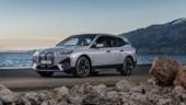 New 2022 BMW iX xDrive50 launched