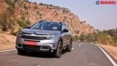 Citroen C5 Aircross SUV sales at 40 units in May 2021