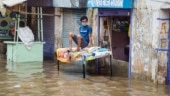 Heavy rainfall pours flood miseries in many Bihar, UP districts