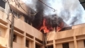 Major fire breaks out at Noida Metro office due to short circuit, none hurt