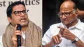 NCP chief Sharad Pawar holds closed-door meeting in Delhi with poll strategist Prashant Kishor