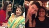 Priyanka Chopra, Nick Jonas wish mom Madhu Chopra happy birthday. Read posts