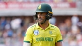 PSL 2021: Faf du Plessis suffers concussion and memory loss but recovering well after nasty collision