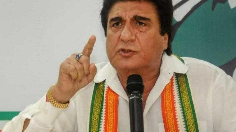 Congress leader Raj Babbar said that it was quite a coincidence that all three election commissioners have a connection to Uttar Pradesh. (Photo: PTI file)