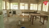 Damaged roof, no washroom and garbage strewn all over, Bengal's Deganga primary health centre is in tatters