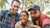 Samantha Akkineni and The Family Man 2 director DK are twinning in new BTS pic