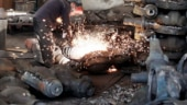 India's April industrial output jumps to 134.4% due to low-base effect