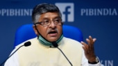 Ravi Shankar Prasad from Love Twitter to Shove Twitter, a story in two tweets