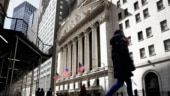 US stocks lower after Fed official sees rate hikes in 2022