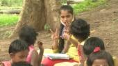 Only graduate in Coimbatore village turns teacher as schools remain shut