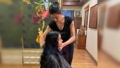 Sushmita Sen gives her daughter Alisah a haircut, says she loves her confidence