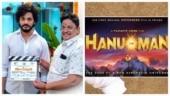 Teja Sajja and Prasanth Varma's Hanu-Man goes on floors. See pics from film launch