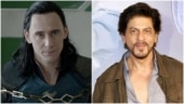 Loki's Tom Hiddleston is in love with Shah Rukh Khan and has a Chennai connection. Watch