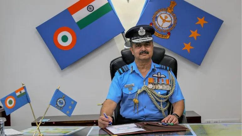 Major Reshuffle In Iaf Top Brass, Vivek Ram Chaudhari Appointed Vice Chief  Of Air Staff - India News