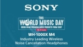 Sony India announces four-day special price offers on headphones, earbuds, speakers and other audio products