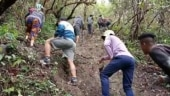 No mobile network, students in this Mizoram village trek for miles through dense forest to take online exams
