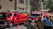 WATCH | Fire breaks out at AIIMS New Delhi, Covid lab gutted