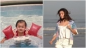 Alia Bhatt is a water baby in then and now pics, goes dancing on the beach