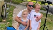 7-year-old boy swims for an hour to rescue his dad and little sister in Florida