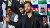 Isolated in LJP, Chirag Paswan sees offer from Congress, RJD
