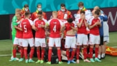 Euro 2020: Christian Eriksen in video call with Denmark teammates, urged them to resume match against Finland