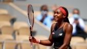 French Open: Teenager Coco Gauff books quarter-final berth, Barbora Krejcikova sends Sloane Stephens packing