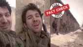 Fact Check: Emotional video of soldier bidding farewell to family is part of short film
