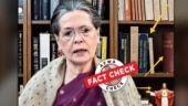 Fact Check: Morphed image of Sonia with 'How to Convert India into Christian Nation' book goes viral
