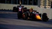India's Jehan Daruvala gains points and podium in maiden Azerbaijan Formula 2 Grand Prix