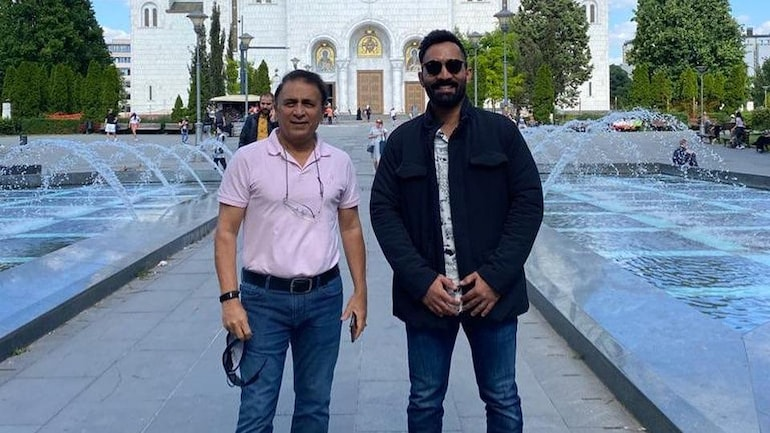WTC Final: Sunil Gavaskar wishes Dinesh Karthik the best for commentary  stint - Sure he will do well in the box - Sports News