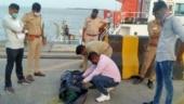 Indian Coast Guard recovers body off Gujarat's Jafrabad coast