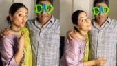 Hina Khan misses her dad, shares a heartfelt note with throwback pics on Father's Day