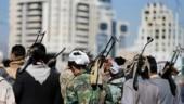Yemen officials say Houthi rebel missile hits city, kills 17
