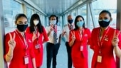 AirAsia India operates 9 flights with fully vaccinated pilots, cabin crew