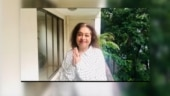 Anupam Kher shares Kirron Kher's video message thanking fans for sweet birthdays wishes