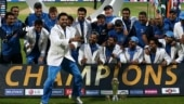 On this day in 2013: MS Dhoni led India to Champions Trophy glory, their last ICC title
