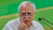 'Over my dead body': Kapil Sibal says he can never think of joining BJP, slams Jitin Prasada
