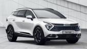 New Kia Sportage revealed
