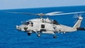 Big boost for Indian Navy: US to hand over three choppers next month