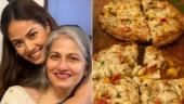 Mira Rajput shares glimpse of her mom's organic birthday dinner