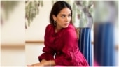 Mira Rajput in Rs 23k stunning red co-ord set makes a fashionable statement