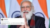 CBSE Class 12 exams cancelled, student tweets farewell-day request to PM Modi. Viral story