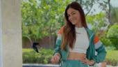 Rubina Dilaik shares happy dance video after a good workout day